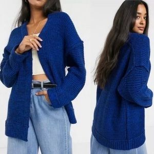Free People High Hopes Cardigan NEW